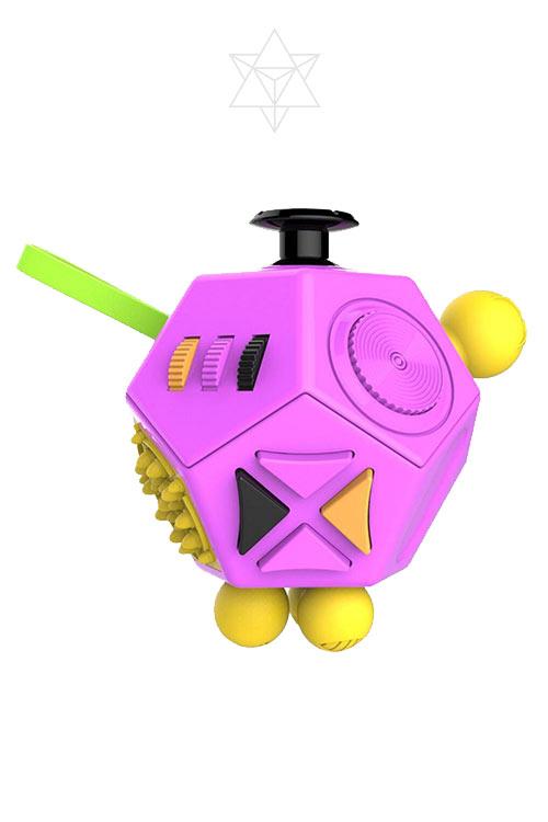 פידג'ט קיוב 2 – הקובייה החדשה – Fidget Cube 2