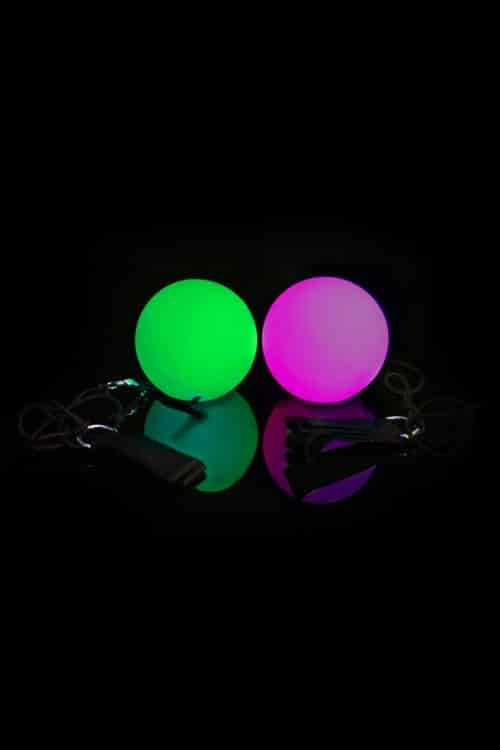 Glow POI – פוי כדורי אור