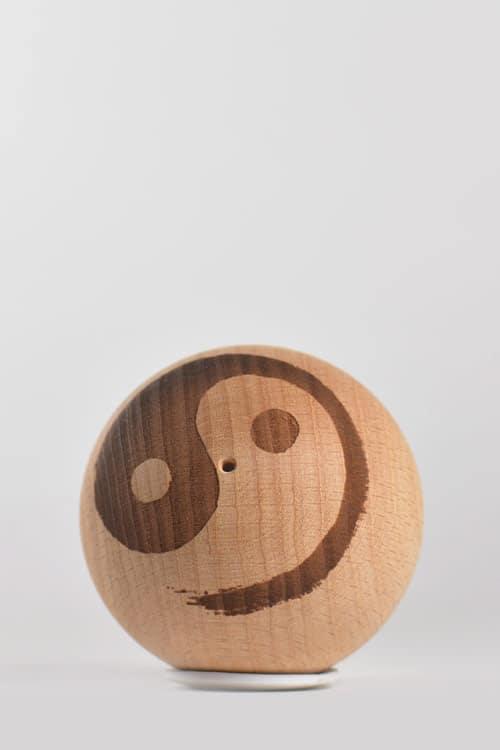 REG Series – קנדמה עץ – YIN & YANG