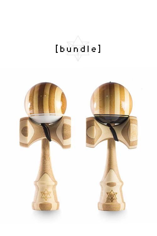 BIG BROTHER BAMBOO – BLACK & WHITE SHEKEL (BUNDLE)