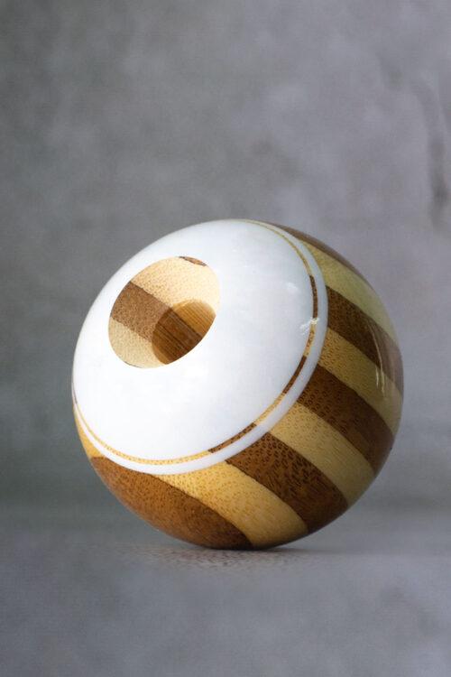 כדור שקל קליר – במבוק לבן
